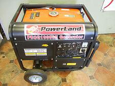 Powerland PD3G10000E 10,000 Watt Tri-Fuel 16 HP Portable Generator