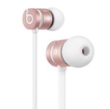 Rose Gold urBeats by Dr Dre w Mic In-Ear Earbuds Beats Headphones