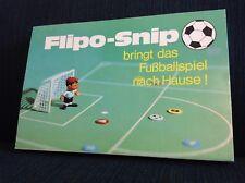 Flipo-Snip 70er Jahre Tischfußball aus Nürnberg-Katzwang Brettspiel Vintage
