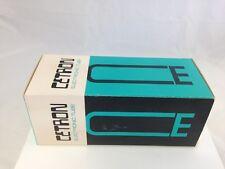 CETRON 3B28 ELECTRONIC TUBE FOR 866 836 RECTIFIER NOS VINTAGE NOV. 2, 1978 NIB