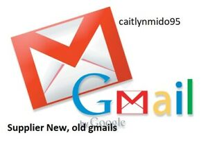 50 Gmail Google Accounts - Verified and Guarantee - New Fresh - Fast Delivery