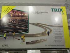 Trix H0 62900 Gleis-Ergänzungspackung in OVP