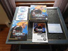 Vintage Top Gun PC Game by Spectrum Holobyte