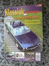 KET-NK-099,LAMBORGINI ESPADA,ROVER 827 COUPE,FIAT 500,ZUNDAPP KS50,CABRIO'S,