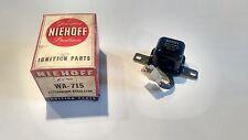 Niehoff Toyota Voltage Regulator Part # WA715 BWD Part # R590