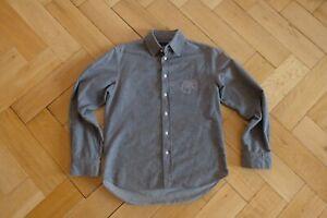Original Fake flanell shirt Hemd KAWS 2 grey Medicom Toy originalfake