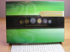 Australia 2013 Six Coin Proof Year Set with Gold Plated 20 Cent coin
