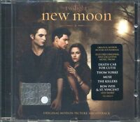 New Moon Twilight Ost - Muse/Killers/Bon Iver/Death Cab for Cutie Ost CD Ottimo
