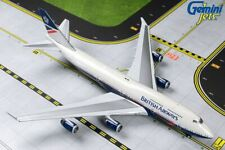 Gemini Jets 1:400 British Airways 747-400 G-BNLY 'Landor'