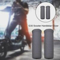 1Pair Electric Scooter Handles Bar Grips Hand Grips Bar Covers For Xiaomi M365