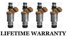 4 OEM Fuel Injectors for 93 94 95 96 97 Toyota Corolla Geo Prizm 1.6L