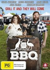 The BBQ (DVD, 2018), R4, New & sealed