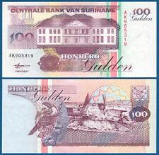 Suriname/Suriname 100 fiorini 10.2.1998 UNC p.139 B