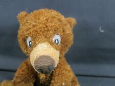DISNEY BROTHER BEAR MOVIE ANIMATION KODA TEDDY HASBRO PLUSH STUFFED ANIMAL SOFT