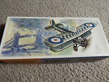 SMER STAVEBNICE BRISTOL BULLDOG AIRCRAFT AIRPLANE MODEL KIT ( # 10 )