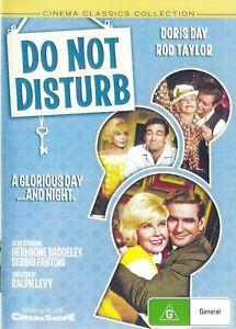 Do Not Disturb DVD Doris Day New and Sealed Australia