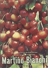 Catalogo Martino Bianchi Pistoia 1951 - Stabilimento Orticolo Toscano