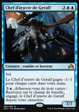 ▼▲▼ Chef d'œuvre de Geralf (Geralf's Masterpiece) SOI #65 FRENCH Magic