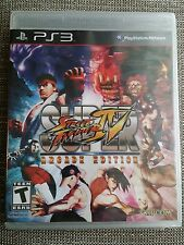 SUPER STREET FIGHTER IV: ARCADE EDITION PLAYSTATION 3 PS3 Used