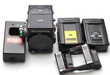 Rolleiflex 6008 Professional + 3 x Filmback
