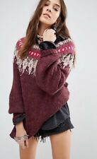 FREE PEOPLE Baltic Fair Isle Pullover Sweater $174 (S) NORDSTROM