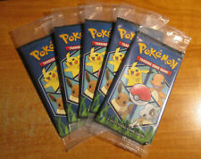 5x Pokemon General Mills Card Pack Cereal Promo w/chance at Bulbasaur Holo/Foil