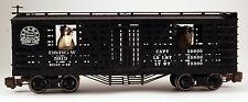 Bachmann G Scale (1:22.5) Train Stock Car D & RG W/Horses 98701