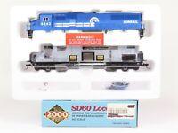 HO Scale Proto 2000 23503 CR Conrail SD60 Diesel Locomotive #6842 DCC Ready