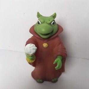 Alchemy Teddy Ruxpin TWEEG 1986 - PVC Poseable Figure Vintage VHTF