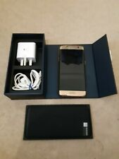 Samsung Galaxy S7 edge Gold 32GB - Gold (Unlocked) Fully working