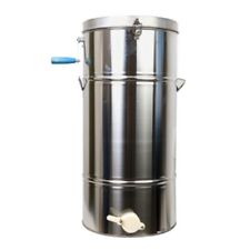 Tool Stainless Steel Bee Honey Extractor Honey Centrifuge Without Honey Gate