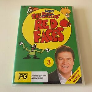 The Best & Worst Of Red Faces : Vol 3 with Daryl Somers