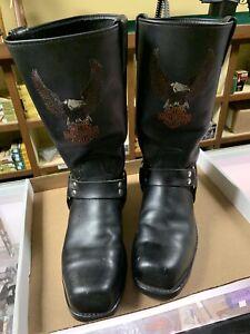 Men's Harley Davidson Size 9.5 Boots