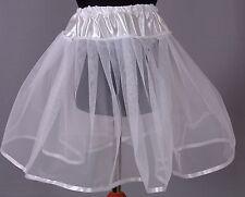 Kinder Unterrock 50er Jahre Still Petticoat zum Kleid Gr.104-152 in ver. Farben.