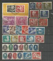 DDR  1950 gestempelt   komplett    gute  Stempel