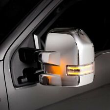 For Ford F-150 2015-2017 Putco Chrome Towing Mirror Covers