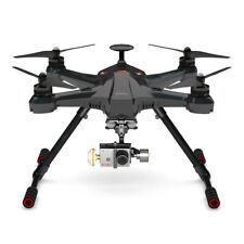 Walkera Scout X4 (Carbon) with iLook camera, Devo F12E & Groundstation | NEW