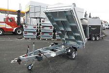 PKW- Anhänger, Rückwärts- Kipper 1500 kg, 260x151x36, RK 2600/15 G-AL