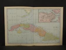 Cuba, Map, c.1903, X1#29