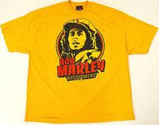 BOB MARLEY NATTY DREAD T-shirt Rasta Reggae ZION ROOTSWEAR Tee Adult 3XL New