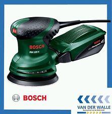 BOSCH Schleifgerät PEX 220 A Exzenterschleifer, PEX220A  0603378000