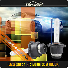 2X HID Xenon Headlight OEM Bulbs D2S Replacement FOR MERCEDES-BENZ 8000K 35W NEW
