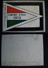 ***CALCIATORI RITMO CALTAGIRONE 1968/69*** SCUDETTO PRO VERCELLI 1913