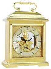 Orologi da tavolo in metallo oro
