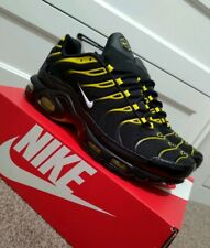 Nike Air Max Plus TN Tuned 1 UK9.5 US10.5 Vivid Sulphur