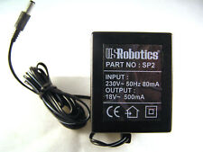 UK 3 Pin Style AC to AC Adapter Type SP2 240v in - 18V 500MA AC Output OL0702