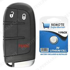 Remote For 2015 2016 2017 2018 Jeep Renegade Keyless Entry Car Key Fob