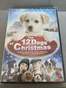 The 12 Dogs Of Christmas (DVD, 2012) Available @ Retro Room 1982