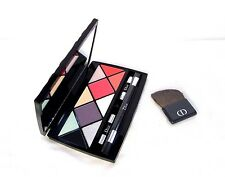 Christian Dior Kingdom Of Colors Palette Face Eyes Lips ~ 001 ~ With Brush
