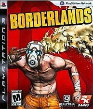 Borderlands PlayStation 3 PS3